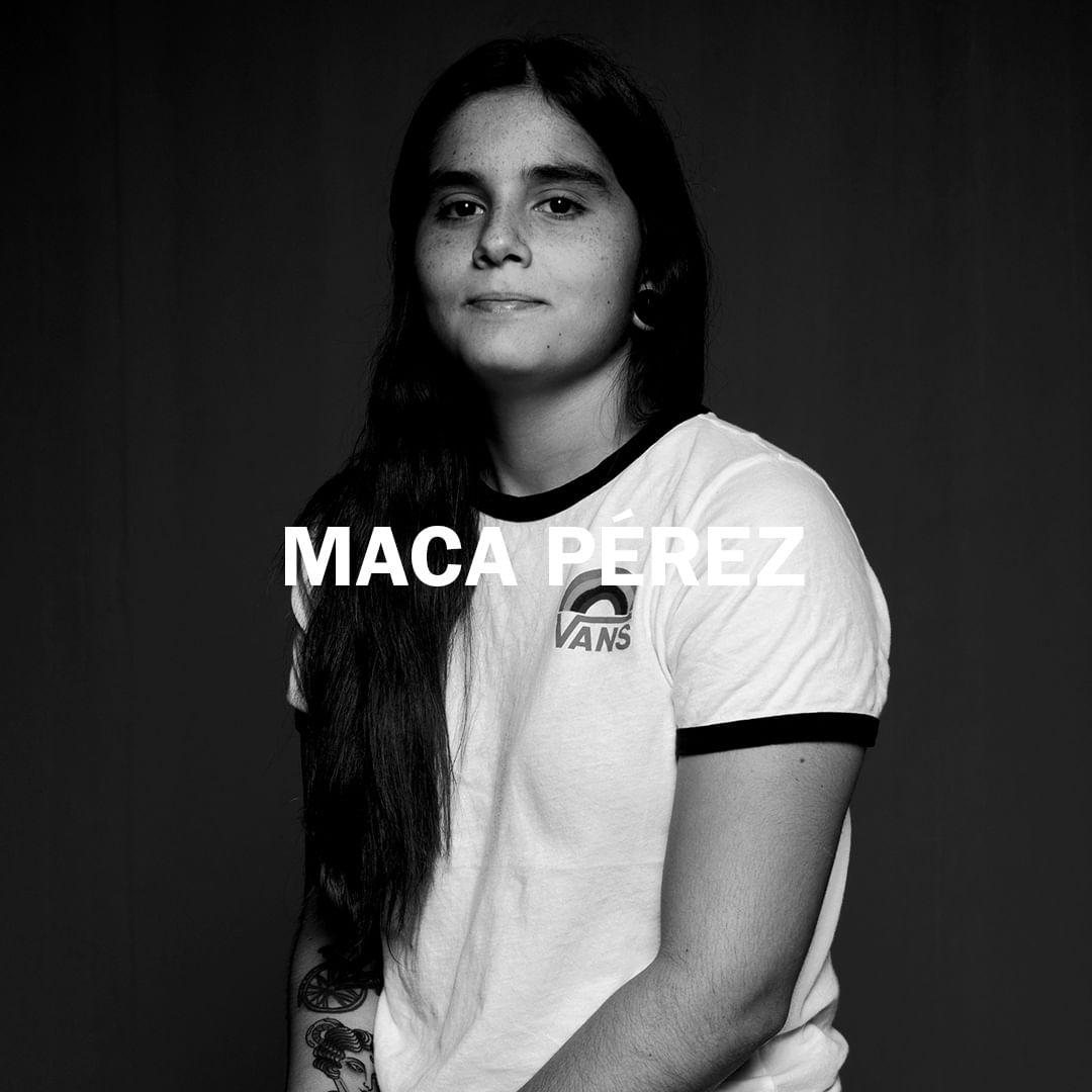 Maca Perez