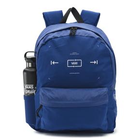 Mochila Old Skool Plus II Backpack Sodalite Blue