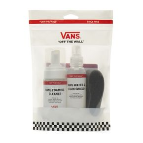 Kit de limpieza Vans Shoe Care Canvas Kit - Global White
