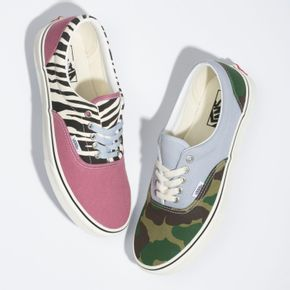 Zapatillas Ua Era (Mismatch) Zebra/Camo
