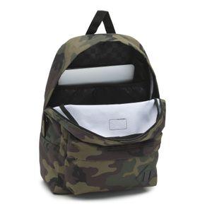 Mochila Old Skool III Backpack Classic Camo