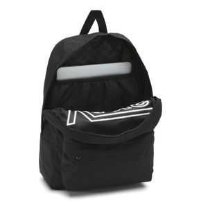 Mochila Old Skool III Backpack Black-White