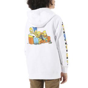 Polerón Vans X The Simpsons Family Po Boys Youth (5 a 12 años) (The Simpsons) Family