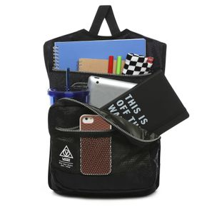 Mochila Vans Low-Pro Backpack Black Camo