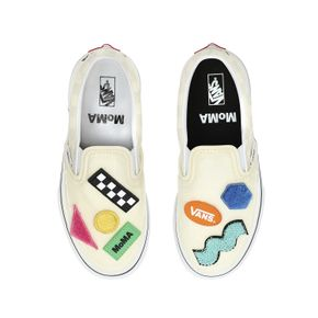 Zapatillas Classic Slip-On Youth (5 a 12 años) (Moma) Shapes