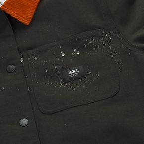 Chaqueta Drill Chore Coat Mte Wmn Black