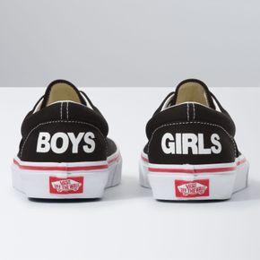 Zapatillas Ua Era (I Heart) Black/True White
