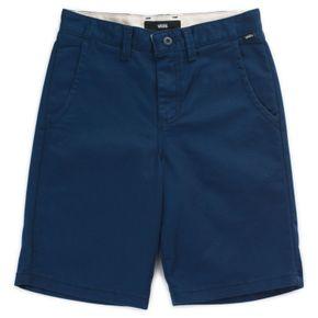 Short Authentic Stretch Short Boys Youth (5 a 12 años) Dress Blues