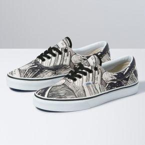 Zapatillas Era (Moma) Edvard Munch