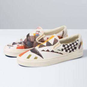 Zapatillas Classic Slip-On (Moma) Vasily Kandinsky
