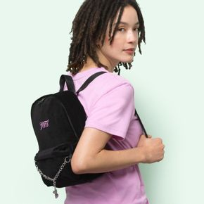 Mochila Together Forever Mini Backpack Black