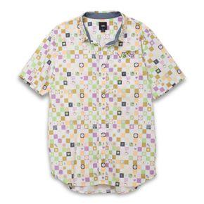 Camisa Vans X Frog Woven (Frog) White