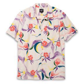 Camisa Vans X Chris Johanson Woven Johanson Floral