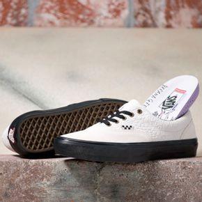 Zapatillas Mn Skate Era (Breana Geering) Marshmallow/Black