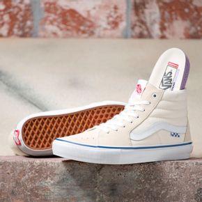 Zapatillas Mn Skate Sk8-Hi Off White