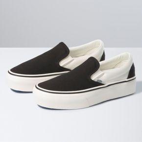 Zapatillas Ua Slip-On Platform Sf (Surf Supply) Karina/Black