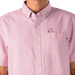 Camisa Houser (Where'S Waldo) White Racing Red