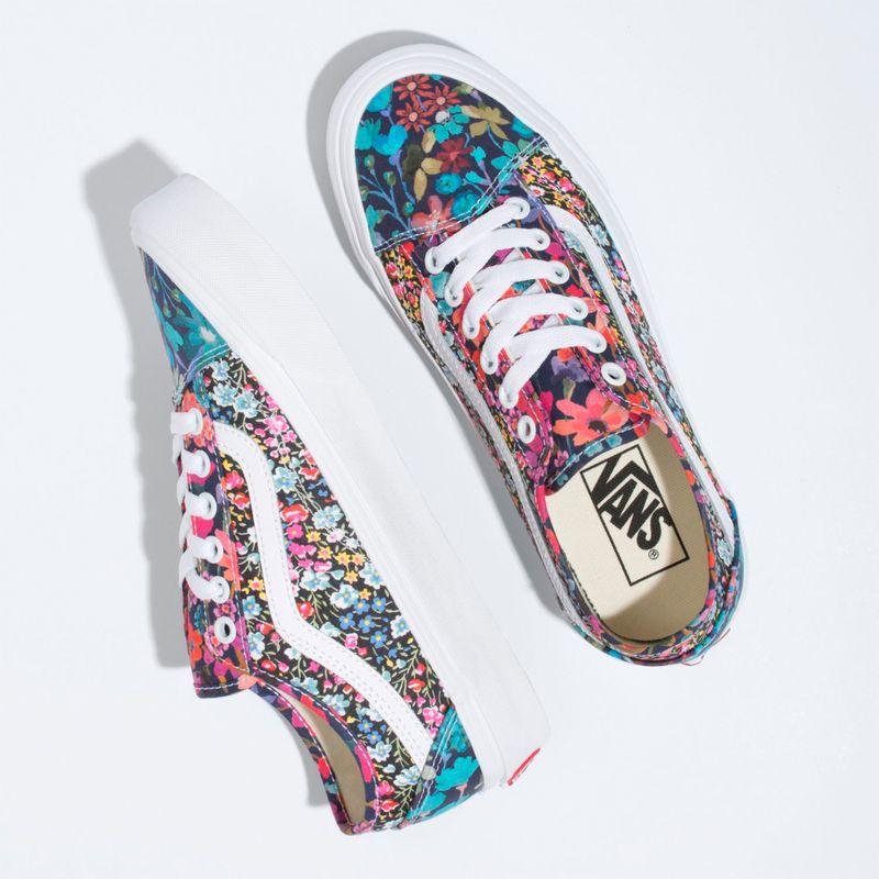 Zapatillas-Ua-Old-Skool-Tapered--Liberty-Fabrics--Multi-Black-Floral
