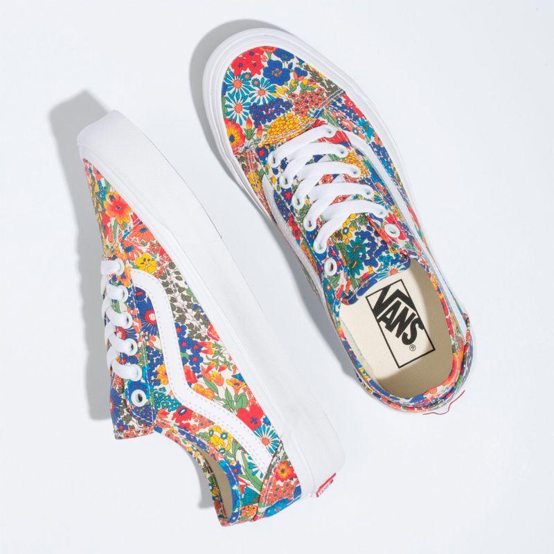 Zapatillas-Ua-Old-Skool-Tapered--Liberty-Fabrics--Multi-Yellow-Floral