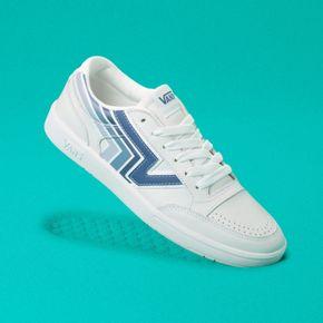 Zapatillas Ua Lowland Cc (Penn) Blanc De Blanc/Navy