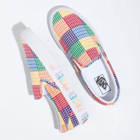 Zapatillas Ua Classic Slip-On (Pride) Multi/True White