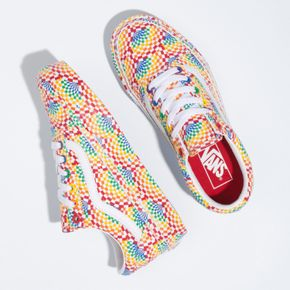 Zapatillas Ua Old Skool Platform (Pride) Multi/True White
