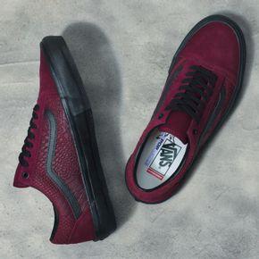 Zapatillas Mn Skate Old Skool (Breana Geering) Port/Black