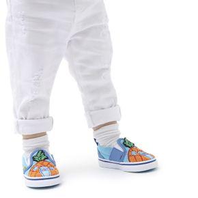 Zapatillas Td Slip-On V Toddler (1-4 años) (Spongebob) 124 Conch Street