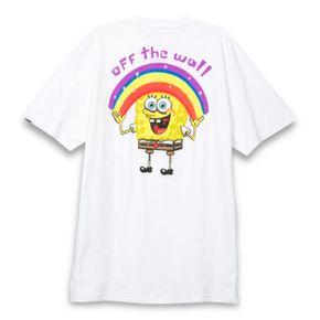Polera Vans X Spongebob Imaginaaation Ss (Spongebob) Imaginaaation