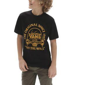 Polera Original Grind Ss Boys Youth (5 a 12 años) Black