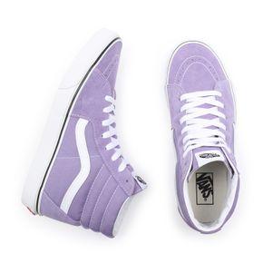 Zapatillas Ua Sk8-Hi Chalk Violet/True White