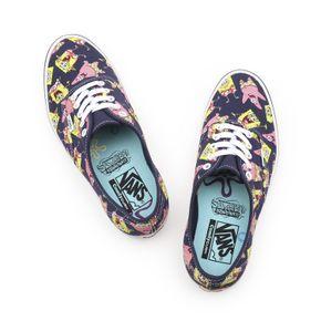 Zapatillas Ua Comfycush Authentic (Spongebob) Alohabob