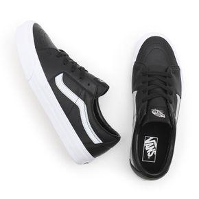 Zapatillas Ua Sk8-Low (Reflective) Black/True White