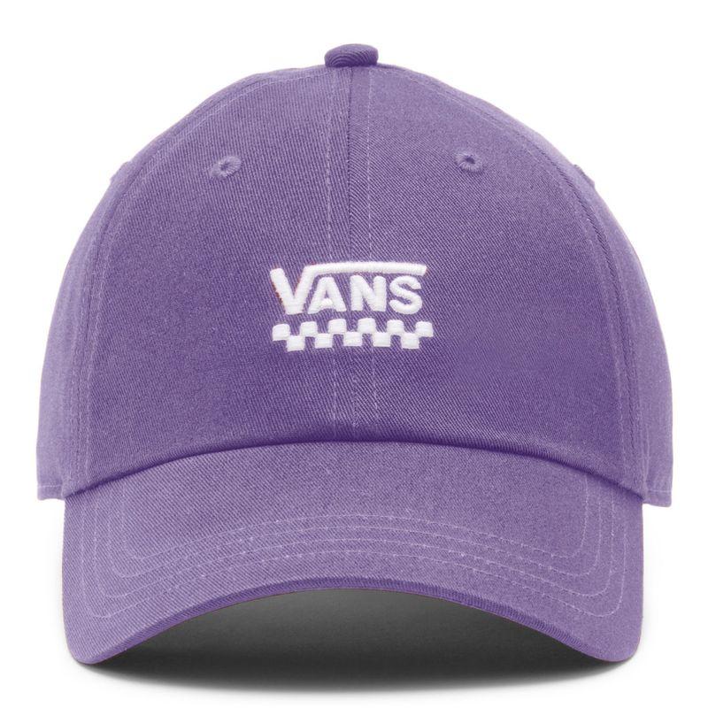 Jockey-Court-Side-Hat-Chalk-Violet