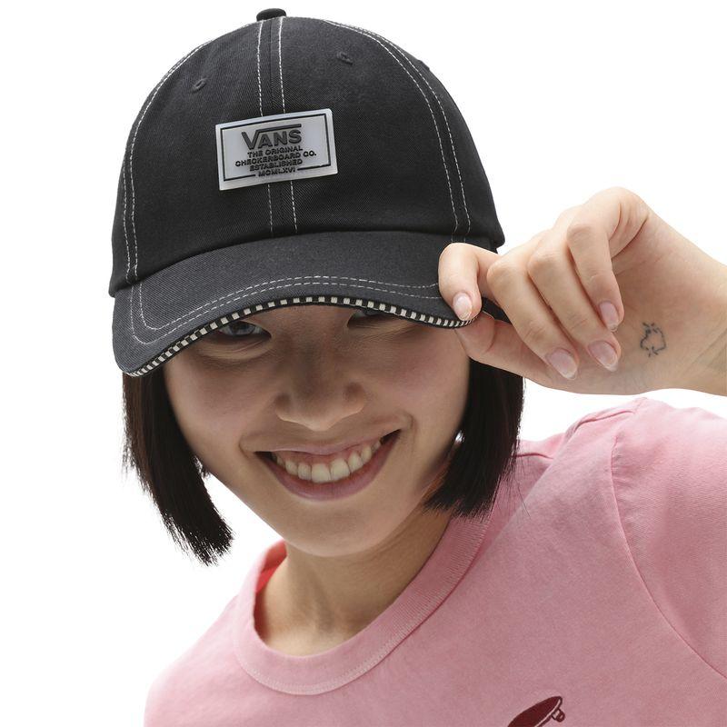 Jockey-High-Standard-Hat-Black-Sand-Shell