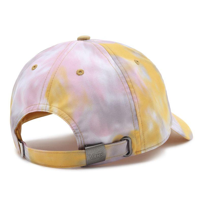 Gorro-Court-Side-Printed-Hat-Golden-Tie-Dye