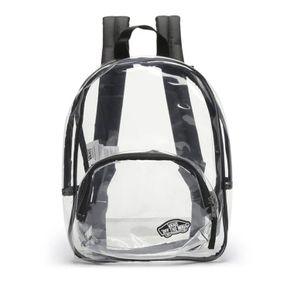 Mochila Clearing Backpack Clear