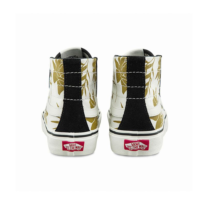 Zapatillas-Ua-Sk8-Hi-38-Decon-Sf--Island-Floral--Black-Marshmallow