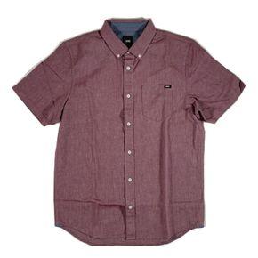Camisa Houser Ss Pomegranate
