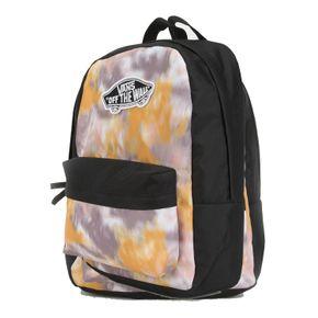 Mochila Realm Backpack Golden Tie Dye-Black