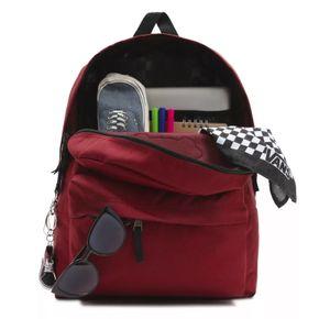 Mochila Realm Backpack Pomegranate